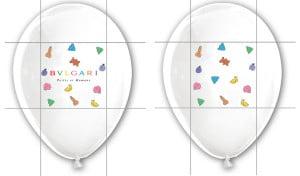 palloncino stampato 8 colori