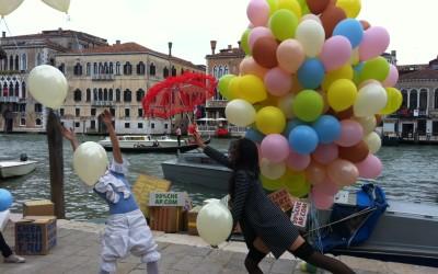 Palloncino & Arte alla Biennale di Venezia