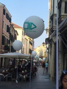 palloni giganti personalizzati